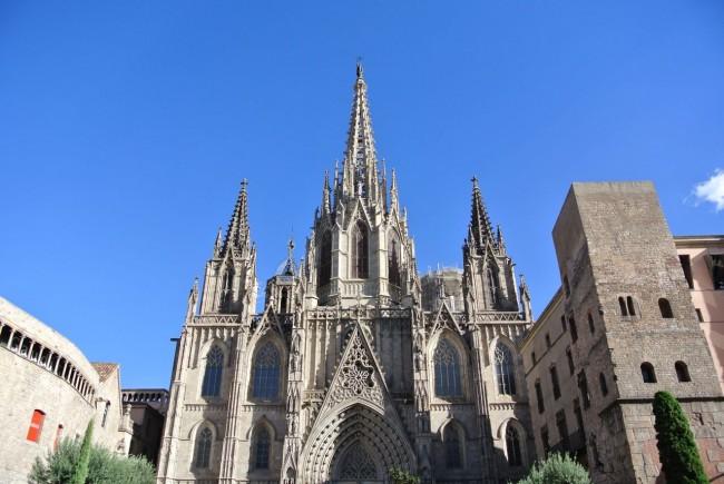 Солнечная Барселона. Отчет 1 дня 75
