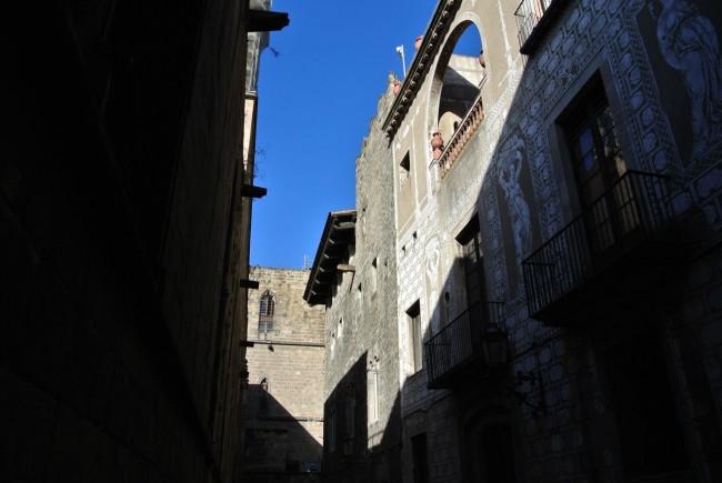 Солнечная Барселона. Отчет 1 дня 78