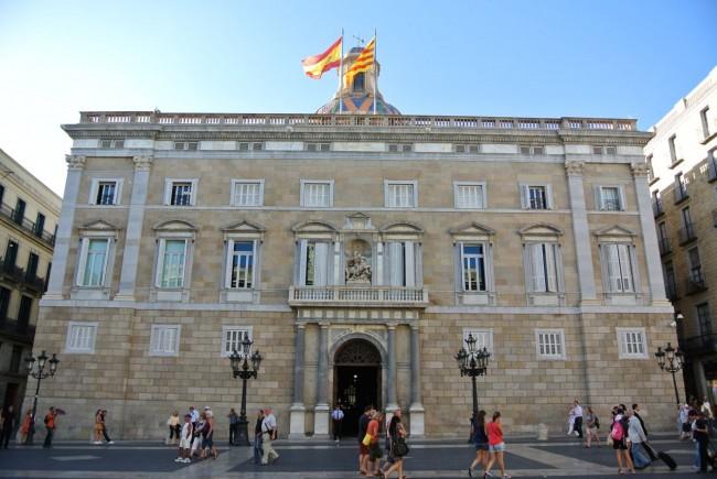 Солнечная Барселона. Отчет 1 дня 79
