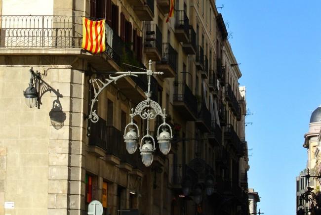 Солнечная Барселона. Отчет 1 дня 81