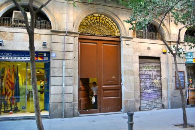 Солнечная Барселона. Отчет 1 дня 82