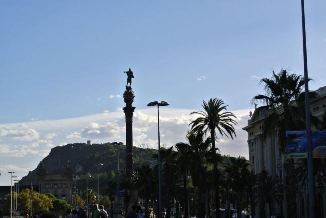 Солнечная Барселона. Отчет 1 дня 85
