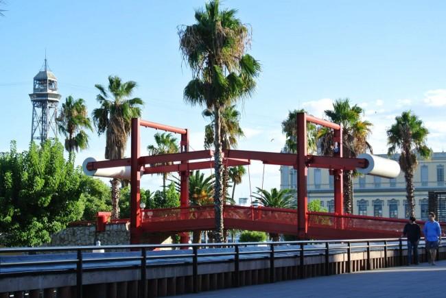 Солнечная Барселона. Отчет 1 дня 84