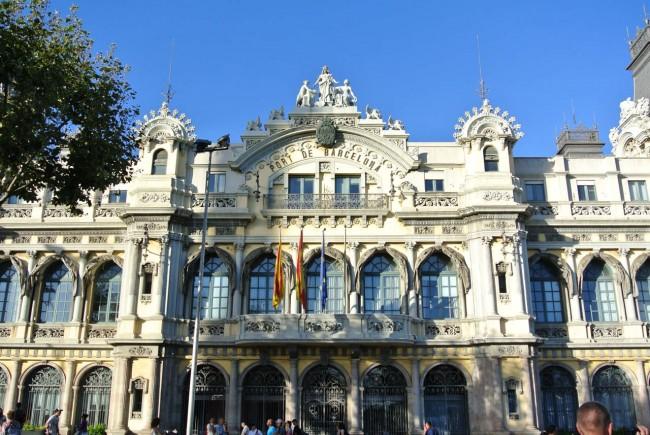 Солнечная Барселона. Отчет 1 дня 86