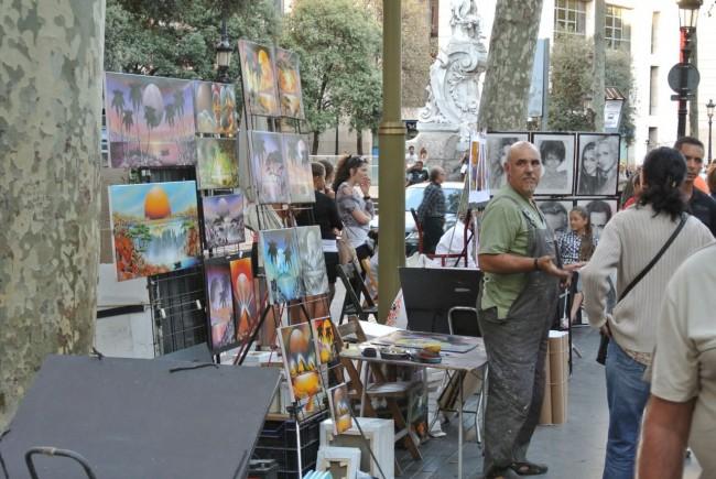 Солнечная Барселона. Отчет 1 дня 90