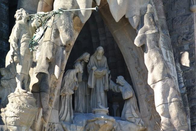 Барселона – гора Тибидабо и Собор (Мой отчет) 64