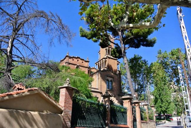 Барселона – гора Тибидабо и Собор (Мой отчет) 72