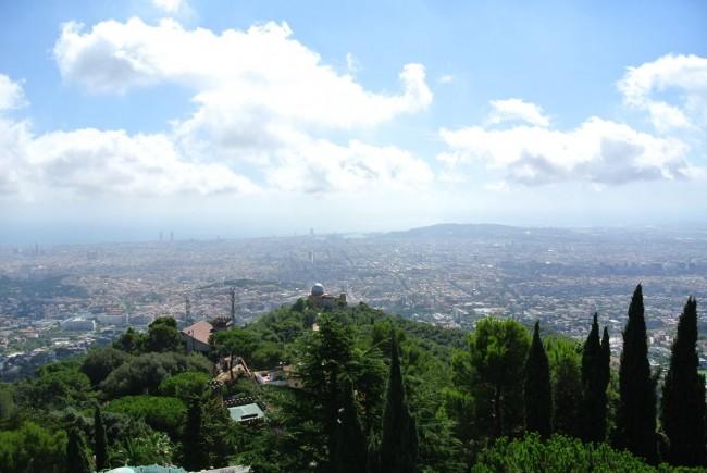 Барселона – гора Тибидабо и Собор (Мой отчет) 75