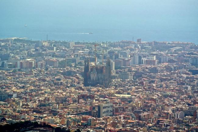 Барселона – гора Тибидабо и Собор (Мой отчет) 78