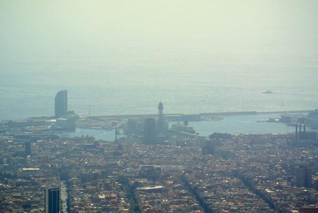 Барселона – гора Тибидабо и Собор (Мой отчет) 79