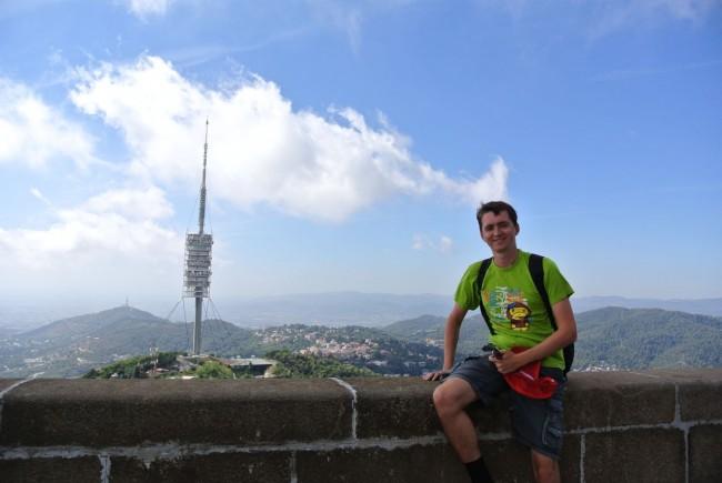 Барселона – гора Тибидабо и Собор (Мой отчет) 80