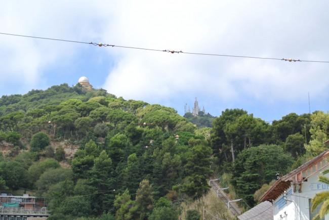 Барселона – гора Тибидабо и Собор (Мой отчет) 69
