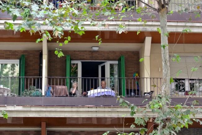 Барселона – гора Тибидабо и Собор (Мой отчет) 86