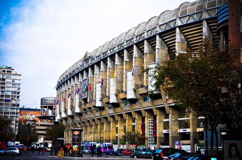 Стадион «Сантьяго Бернабеу» (Estadio Santiago Bernabéu)