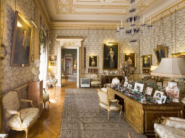 Дворец Лирия (Palacio de Liria)