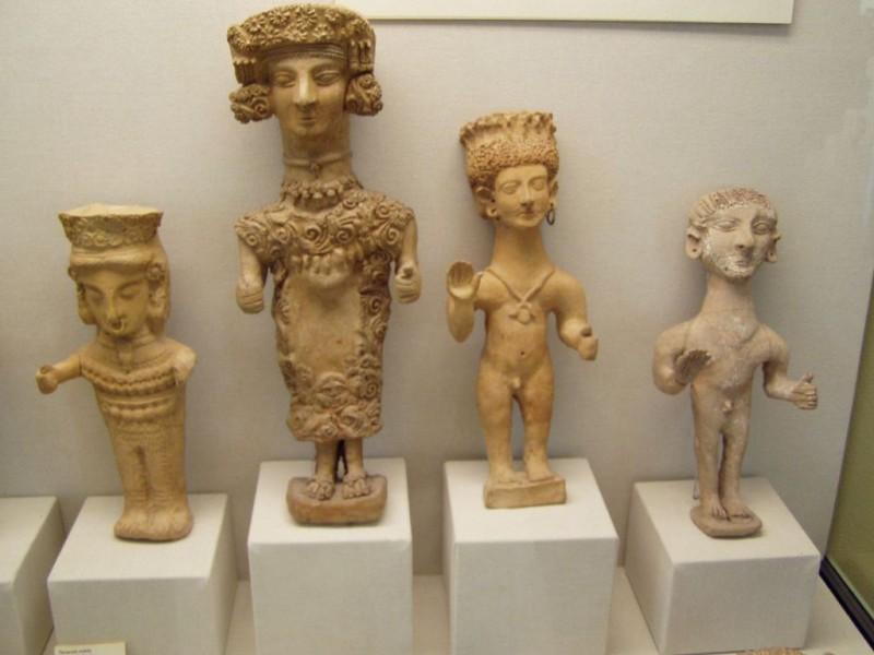 Национальный археологический музей (Museo Arqueológico Nacional (M. A. N.))