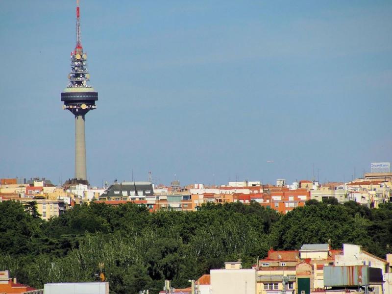 Башня Испани (Torrespaña)