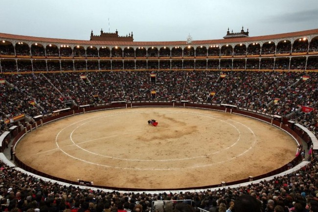 Пласа-де-Торос-де-Лас-Вентас (Plaza de Toros de Las Ventas)