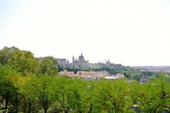 Вид с холма принца Пио