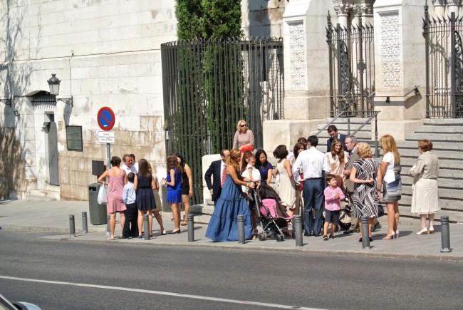 Вокруг Королевского дворца в Мадриде (Мой фото отчет) 47