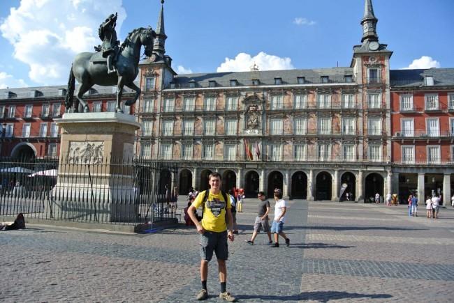 Вокруг Королевского дворца в Мадриде (Мой фото отчет) 58