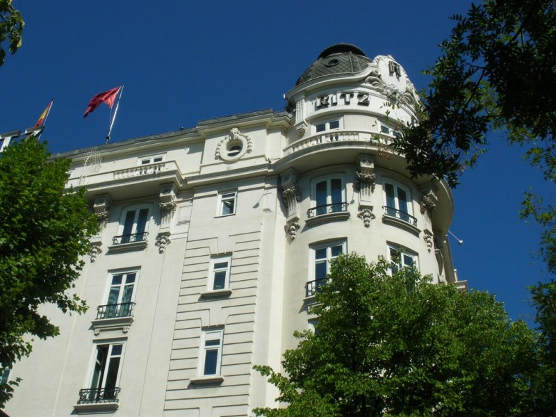 Oтель «Ритц Мадрид» (Hotel Ritz Madrid)
