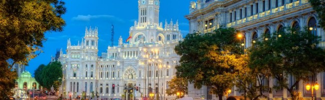 История Мадрида