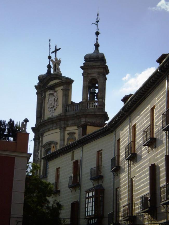 Сан-Мигель (Basílica Pontificia de San Miguel)