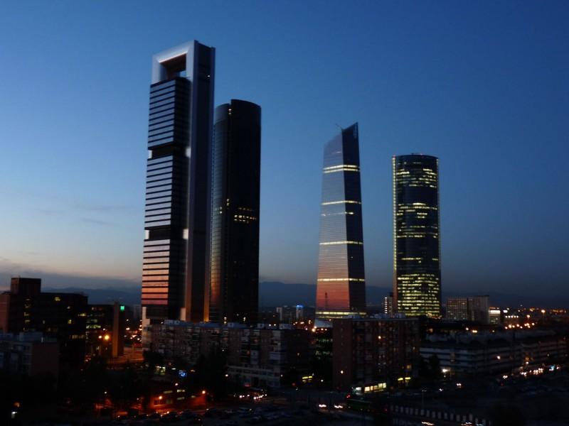 «Четыре башни» (Cuatro Torres)