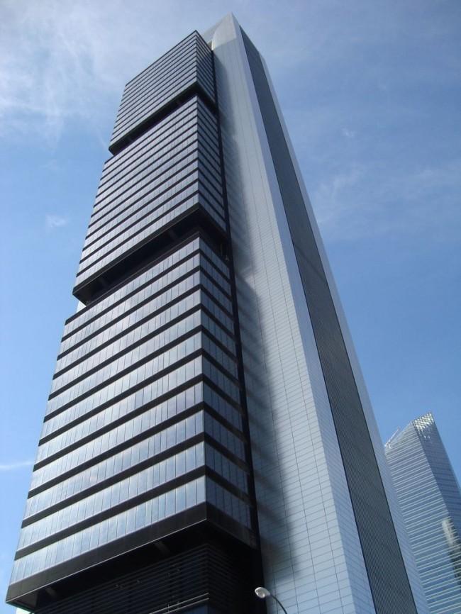 Башня «Каха Мадрид» (Torre Caja Madrid)