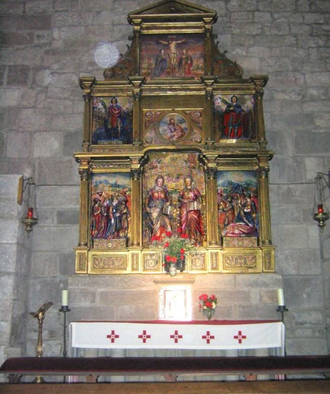 Монастырь Лейре (Monasterio de Leyre)