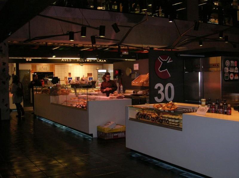 Рынок Сан Антон (Mercado de San Antón)