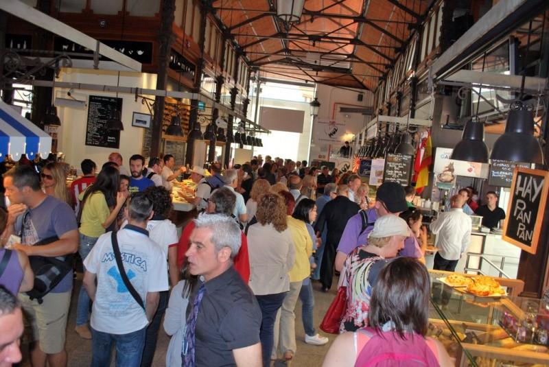 Рынок Сан-Мигель (Mercado de San Miguel)