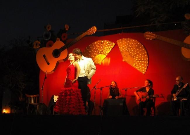 Таблао «Las Carboneras» – молодое заведение.