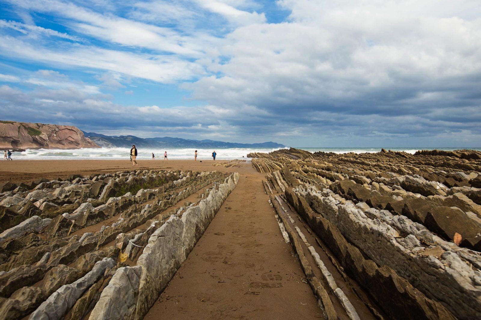 Геопарк баскского побережья  (фото: Torbjørn Tiller)