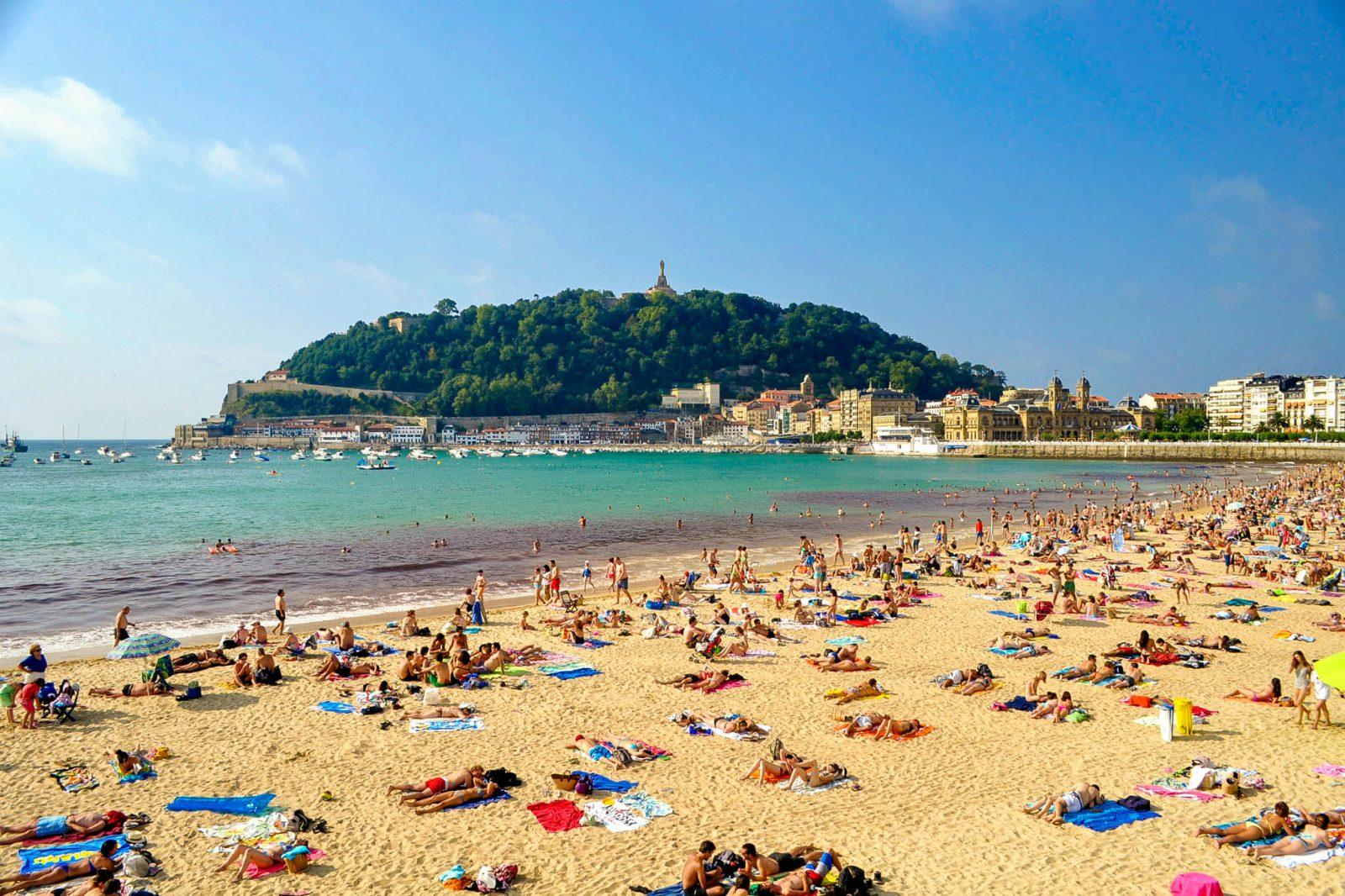 Пляж La Concha (фото: estrago)