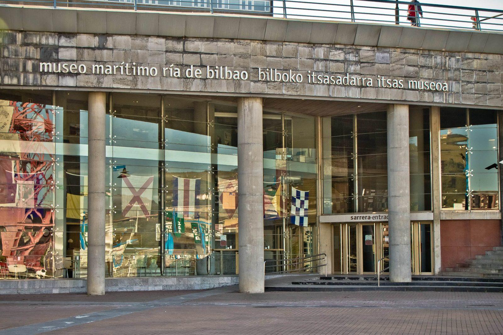 Музей Маритимо Риа де Бильбао (фото: Mikel Agirregabiria)