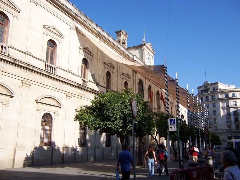 Здание мэрии (Ayuntamiento)