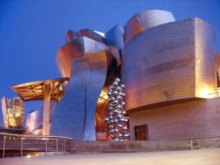 Город Бильбао — столица Бискайи. Современный мегаполис на древней баскской земле
