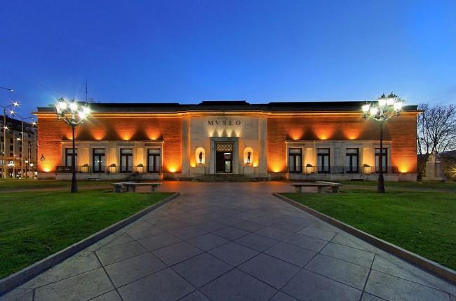 Музей изящных искусств (Museo de Bellas Artes de Bilbao)