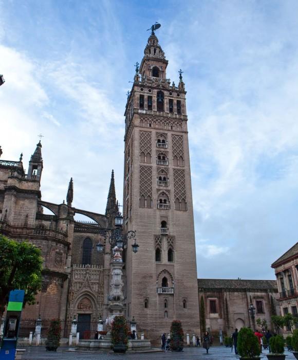 Башня Ла Хиральда (La Giralda)