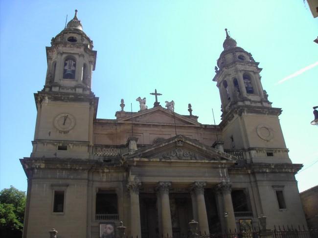 Катедраль-де-Санта-Мария-де-Памплона (Catedral de Santa María de Pamplona)
