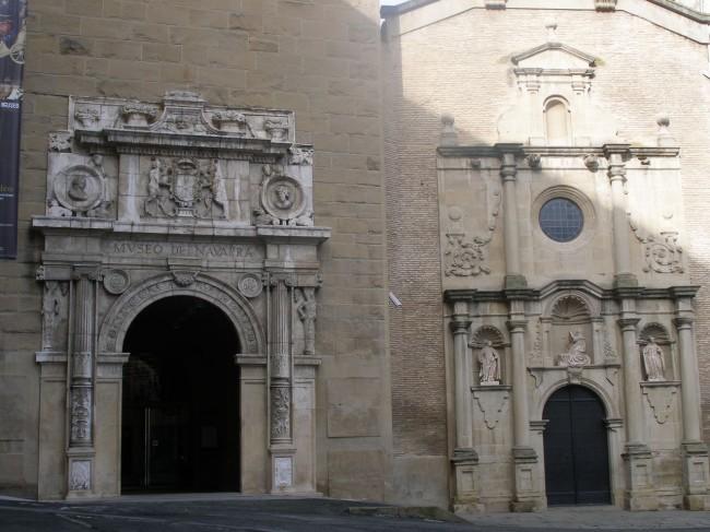 Музей Наварры (Museo de Navarra)