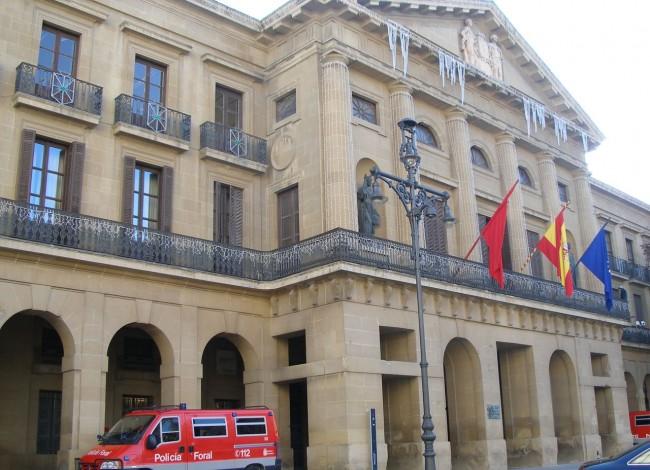 Дворец Наварры (Palacio de Navarra).