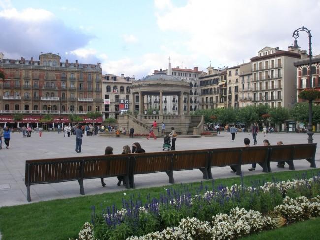 Площадь Кастилии (plaza del Castillo)