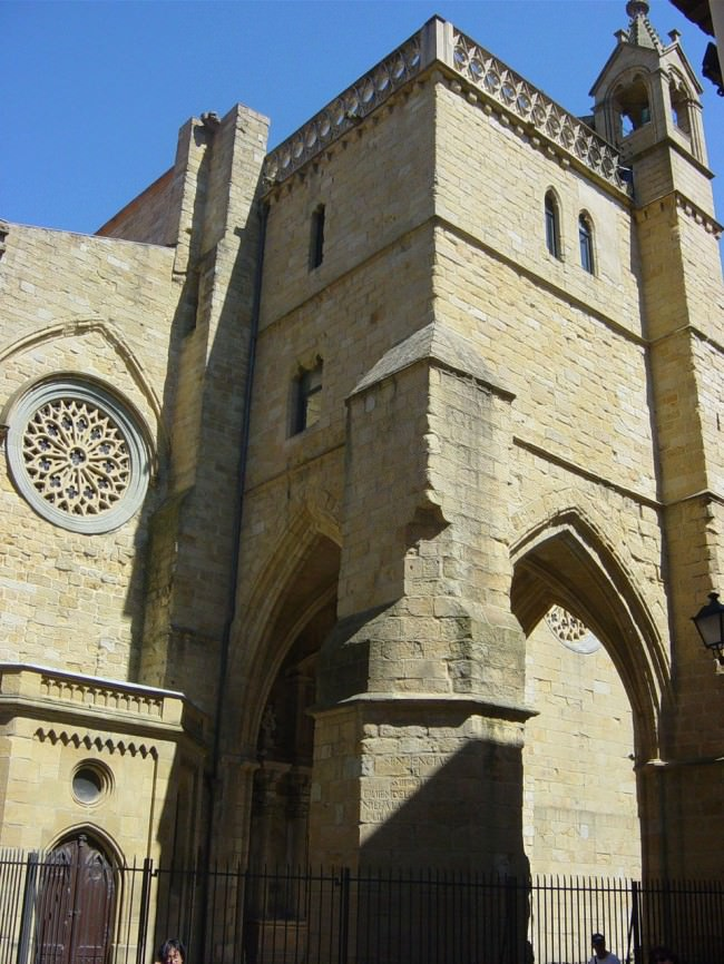 Церковь Сан-Винсенте (Iglesia de San Vicente)