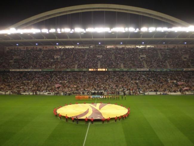 Стадион Сан Мамес (Estadio de San Mamés).