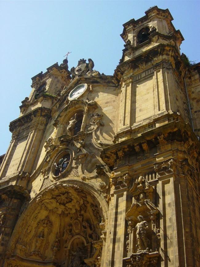 Базилика Санта-Мария (Basílica de Santa María)
