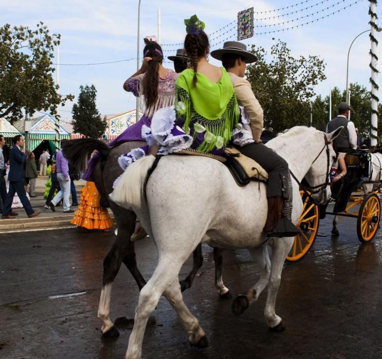 Апрельская ярмарка (Feria de abril)