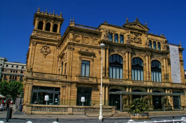 Театр Виктории-Евгении (Teatro Victoria Eugenia)